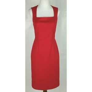 BANANA REPUBLIC Red Cotton size OP Dress